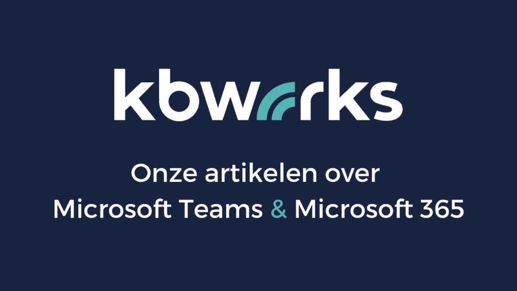 Teams KbWorks