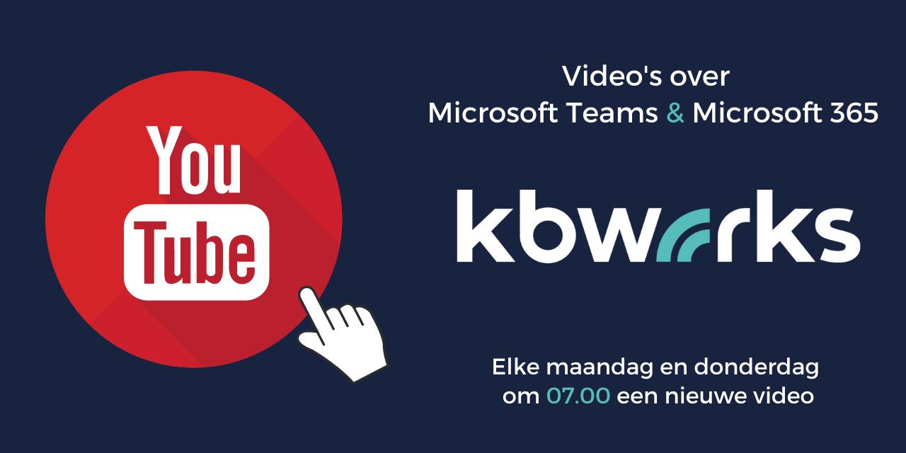 KbWorks YouTube
