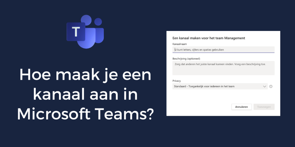 Kanaal in Teams